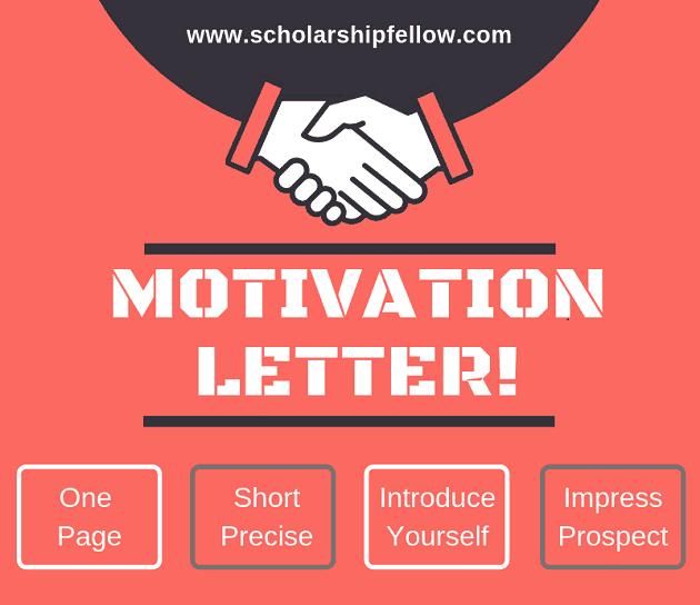 Motivation Letter