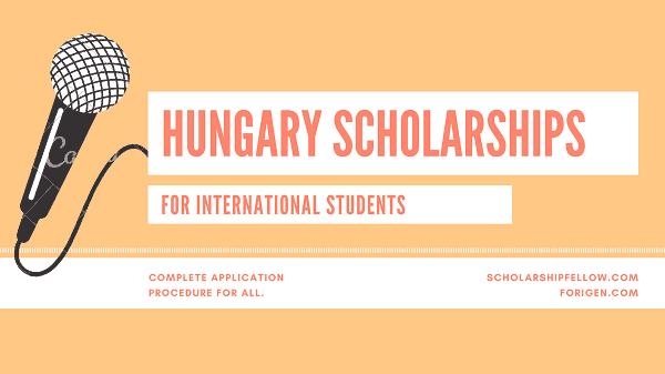 Hungary Scholarships