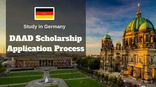 DAAD scholarship Germany