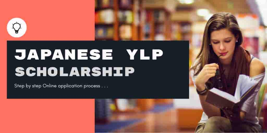 Young Leaders' Program MEXT Japan Scholarship