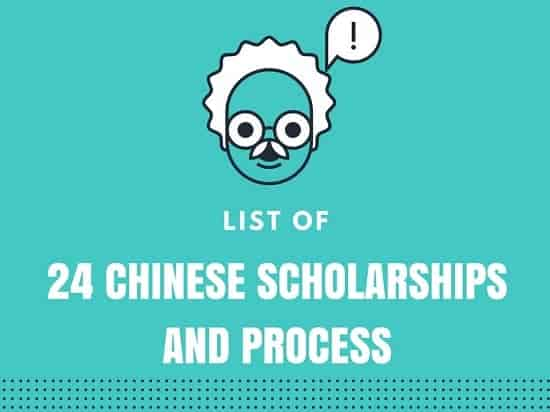 Chinese Government Scholarships (CSC Scholarship) - Study ...