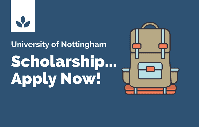 University of Nottingham Scholarship
