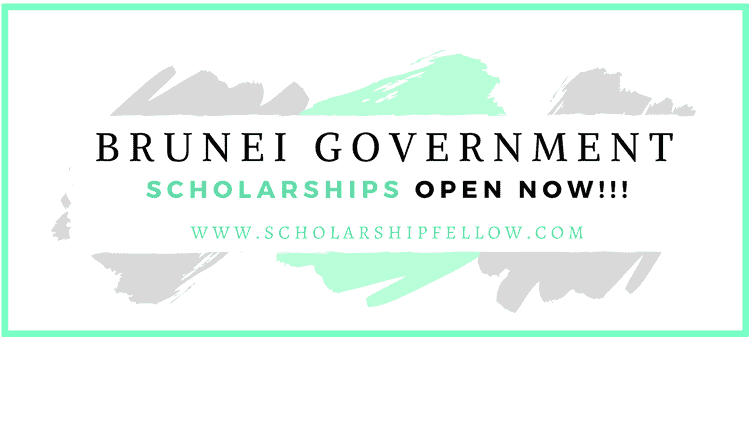 Brunei Darussalam Government Scholarship (BDGS) 2020
