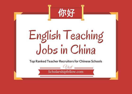 Esl Jobs In China Chinese Esl Jobs English Jobs China