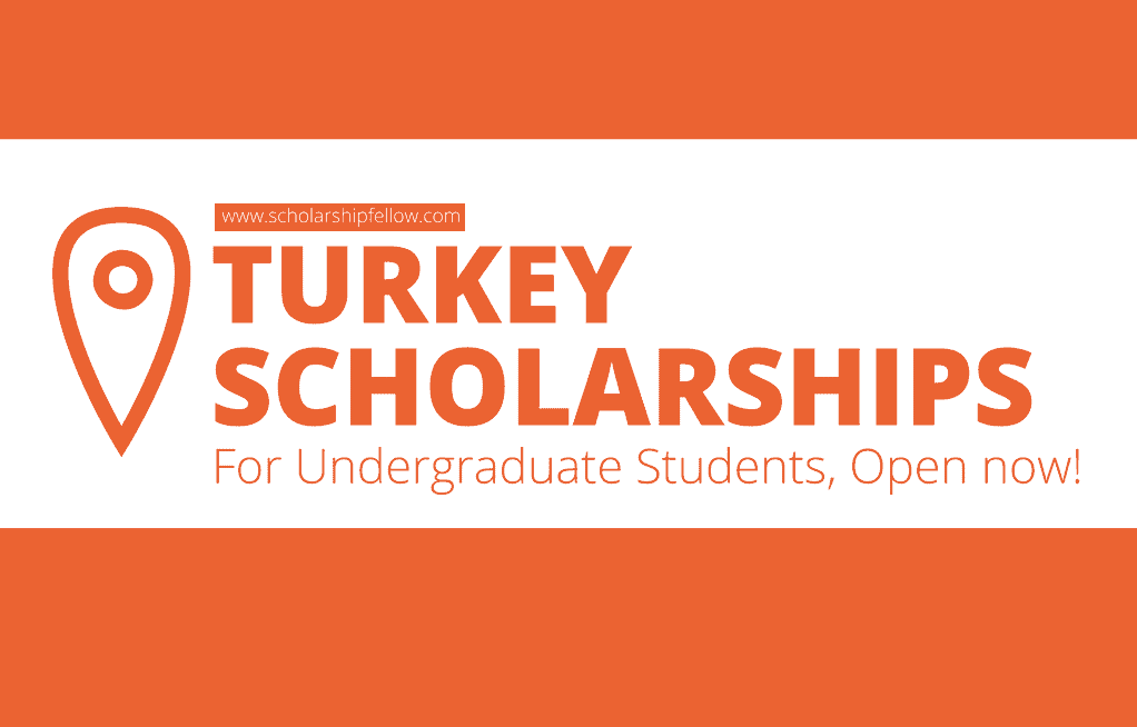 Turkey Government Scholarship for Undergrad, Master and