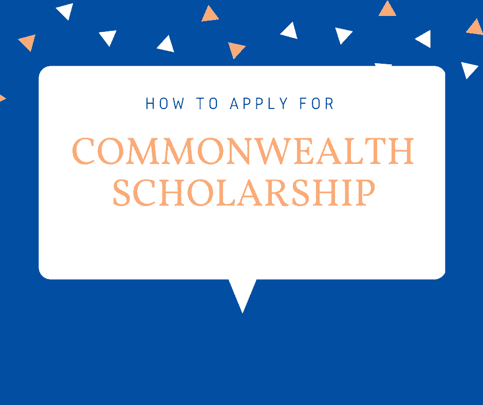 The Commonwealth Scholarship
