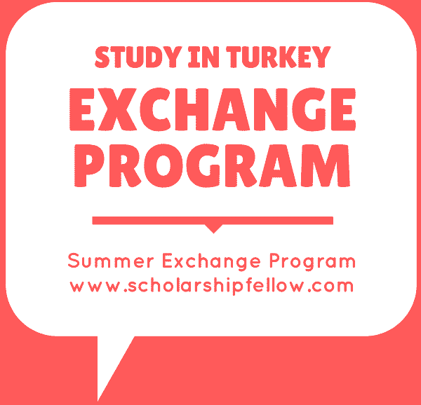 Study in Turkey - Turkish Exchange Program
