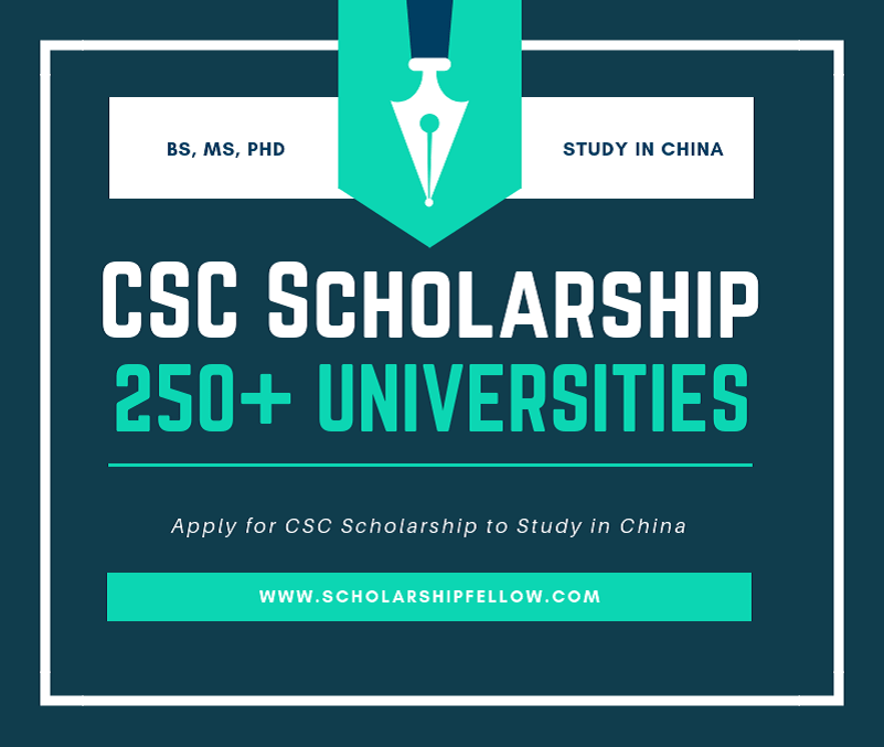 Chinese Scholarships