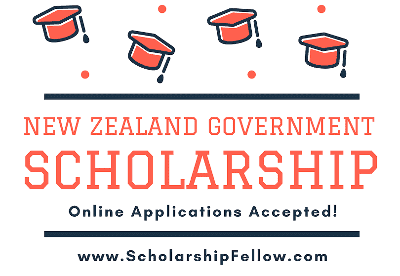 New Zealand Government Scholarship 2020-2021