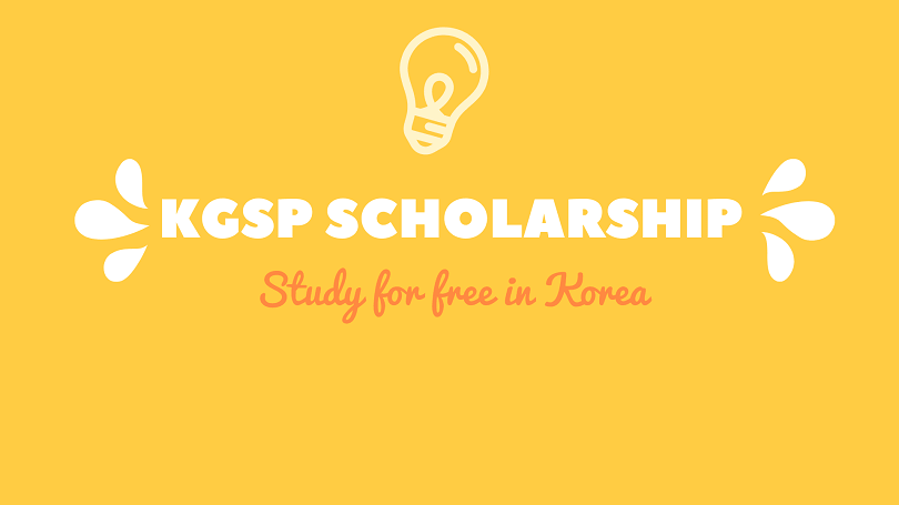 korean government scholarship kgsp