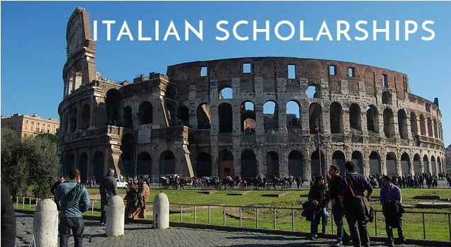 Top Five Scholarships in Italy for International Students