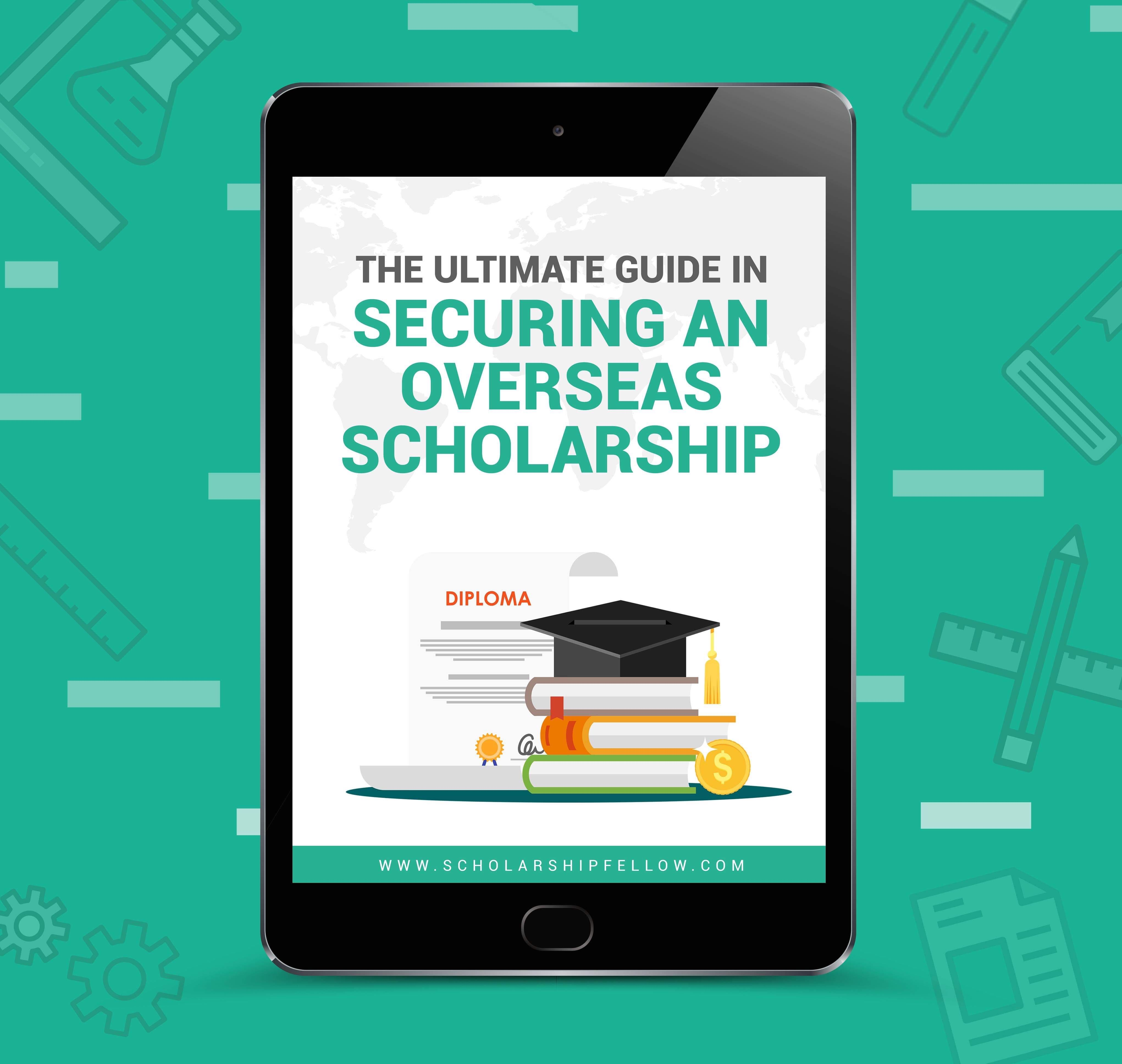 The Ultimate Guide in Securing an Overseas Scholarship eBook