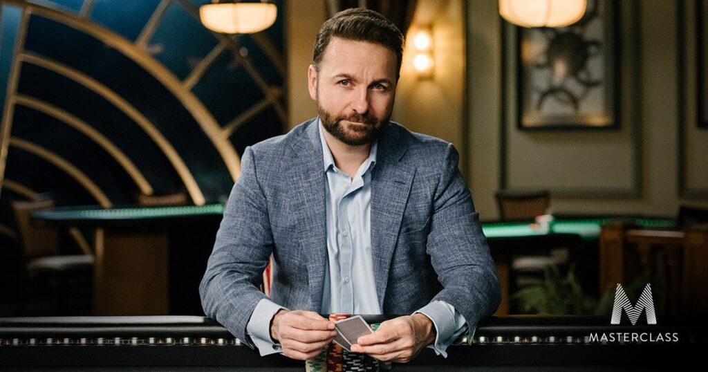 Daniel Negreanu Teaches Poker